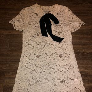Sandro all lace dress
